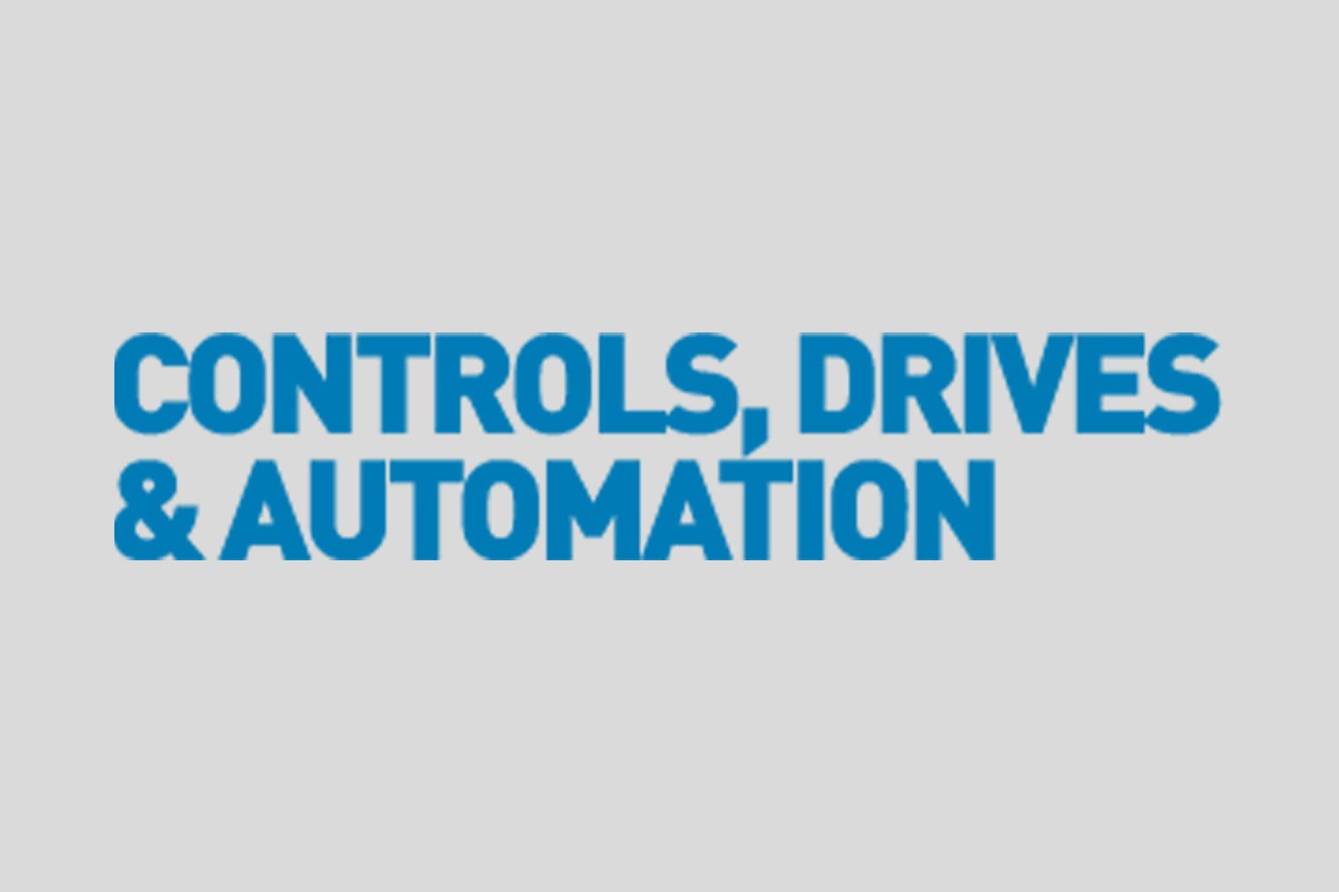 Controls, Drives & Automation Logo