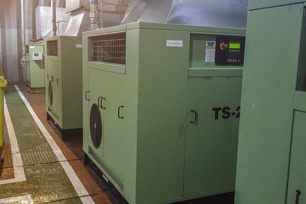 Liberty Steels ComApressors