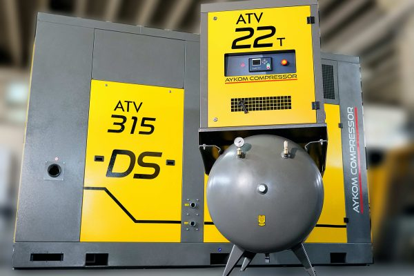 Turkish firm Aykom Compressors has chose AIRMASTER for its embedded controls